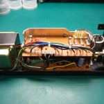 Technics SP-10mk2電源ユニット(修理前)
