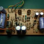 Technics SP-10mk2 電源制御基板(修理前)