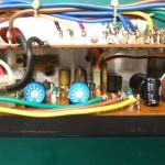 Technics SP-10mk2 電源制御基板(修理後) VRの交換