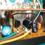 Technics SP-10mk2 電源基板 平滑コンデンサー交換