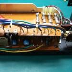 Technics SP-10mk2 電源ユニット(修理後)