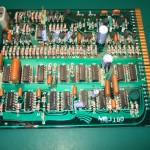 Technics SP-10mk2 ロジック基板(修理前)