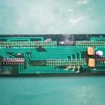 Technics SP-10mk2 中継基板(修理前)
