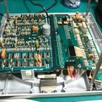 Technics SP-10mk2 (修理後)不良部品交換、全個所再半田等
