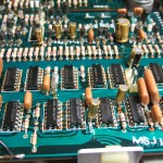 Technics SP-10mk2 (修理後)オーディオグレードのコンデンサーに交換
