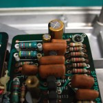 Technics SP-10mk2 (修理後)オーディオグレードのコンデンサーに交換(3)