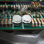 Technics SP-10mk2 (修理後)同期用可変VR交換