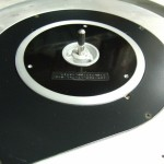 Technics SP-10mk2 (修理後)モーター部
