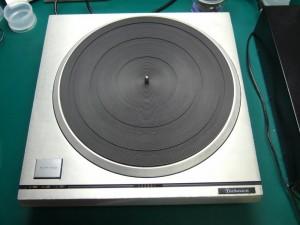 Technics SP-10mk2 (修理後)