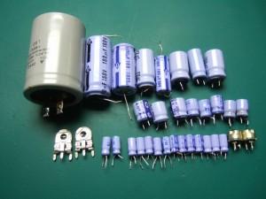 Technics SP-10mk2 (修理後) 交換部品