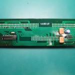 Technics(テクニクス) SP-10mk2 修理前 中継基板表側