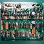Technics(テクニクス) SP-10mk2 修理前 ロジック基板表側