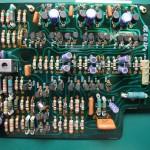 Technics(テクニクス) SP-10mk2 修理前 モーター駆動基板表側