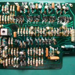 Technics(テクニクス) SP-10mk2 修理後 モーター駆動基板表側