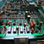 電解コンデンサーはニチコンゴールドに全て交換