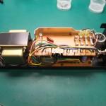 Technics(テクニクス) SP-10mk2電源ユニット 修理前全景