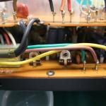 Technics(テクニクス) SP-10mk2電源ユニット 修理前 電圧調整VR