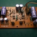 Technics(テクニクス) SP-10mk2電源ユニット 修理前 電源制御基板表側