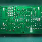 Technics(テクニクス) SP-10mk2電源ユニット 修理梧 電源制御基板裏側