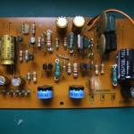 Technics(テクニクス) SP-10mk2電源ユニット 修理梧 電源制御基板表側