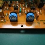 Technics(テクニクス) SP-10mk2電源ユニット 修理後 電圧調整VR