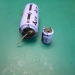 Technics(テクニクス) SP-10mk2 不良電解コンデンサー