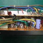 修理前の電源ユニット(2)