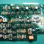 SP-10mk2モーター駆動基板表面(修理前)