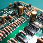 オーディオグレードの電解コンデンサーに交換(3)