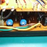 SH-10E電源ユニット 電圧調整VRは2つとも交換