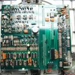 全個所再半田・部品交換・基板洗浄・コーティング処理完了後、シャーシに取り付けた状態(4)