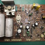 DENON(デノン)DP-2700 メイン基板(修理前)