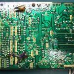 Technics(テクニクス) SP-10mk3 電源基板(修理前/裏面)