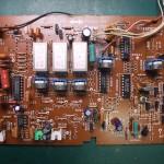 Technics(テクニクス) SP-10mk3 コントロール基板(修理前/表面)