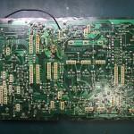 Technics(テクニクス) SP-10mk3 コントロール基板(修理前/裏面)