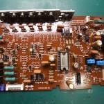 Technics(テクニクス) SP-10mk3 駆動基板(修理後/表面)