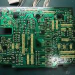 Technics(テクニクス) SP-10mk3 駆動基板(修理後/裏面)