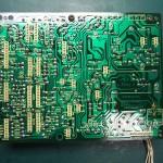 Technics(テクニクス) SP-10mk3 電源基板(修理後/裏面)