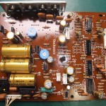 Technics(テクニクス) SP-10mk3 電源基板(修理後/表面)