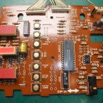 Technics(テクニクス) SP-10mk3 オペレーション基板(修理後/表面)