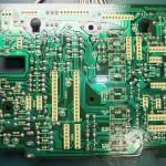 Technics(テクニクス) SP-10mk3 オペレーション基板(修理後/裏面)