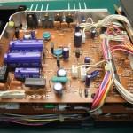 Technics(テクニクス) SP-10mk3 コントロールユニット内部 修理前(2)