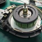 Technics(テクニクス) SP-10mk3 DDモーターのOH完了