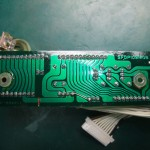 Technics(テクニクス) SP-10mk3 中継基板 修理後