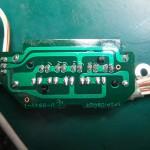 Technics(テクニクス) SP-10mk3 LEDランプ基板 修理後