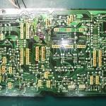 Technics(テクニクス) SP-10mk3 制御基板(裏) 修理後