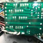 Technics(テクニクス) SP-10mk3 ヒューズ基板(裏) 修理後