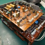 Technics(テクニクス) SP-10mk3 コントロールユニット内部 修理後