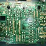 Technics(テクニクス) SP-10mk3 ドライブ基板(裏) 修理前