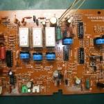 Technics(テクニクス) SP-10mk3 制御基板(表) 修理後